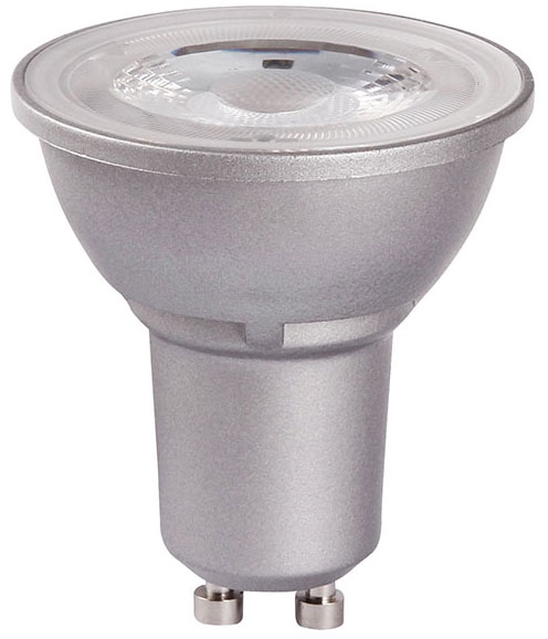 Dimmable Eco LED 5W GU10 Wide Flood Warm White 330 Lumens