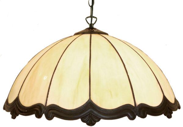 Maison Large Art Nouveau Style 3 Light Pendant