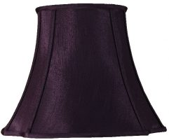 Dark Blue Fully Lined Lampshade 22 Inch