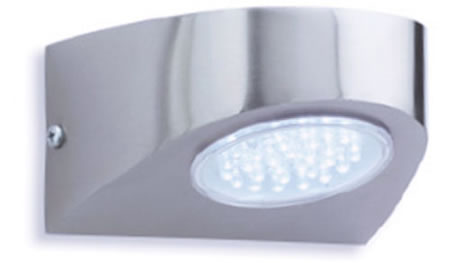Stainless Steel LED Outdoor Wall Light