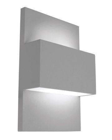 Norlys Geneve Up & Down Outdoor Wall Light Aluminium