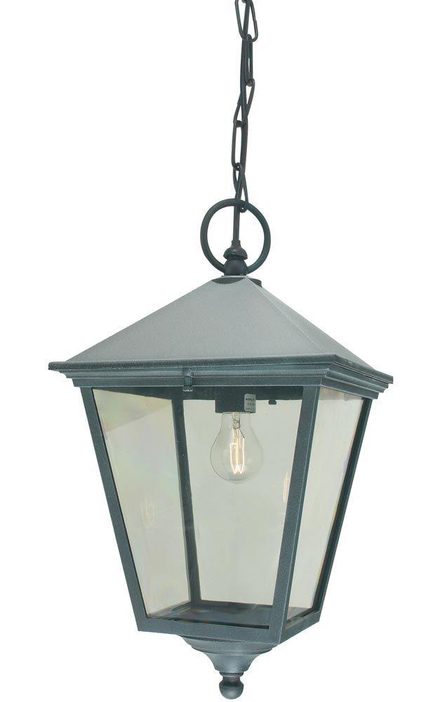 premium selection 6d66f 163c8 Norlys Turin Grande Hanging Outdoor Porch Lantern Verdigris