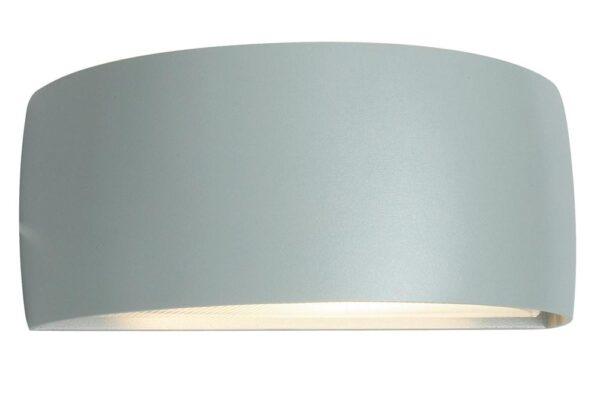Norlys Vasa Up & Down Outdoor Wall Light Aluminium IP65