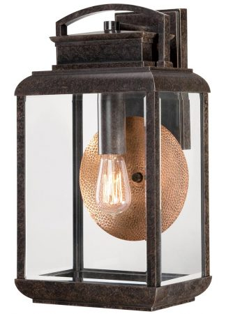 Quoizel Byron 1 Light Large Outdoor Wall Lantern Imperial Bronze