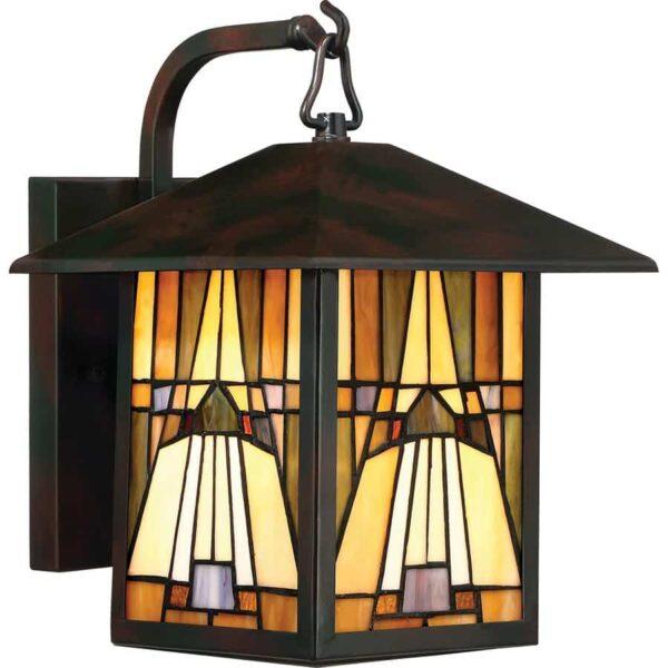 Quoizel Inglenook 1 Light Medium Outdoor Wall Lantern