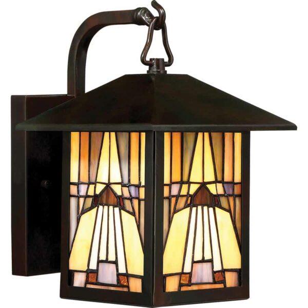 Quoizel Inglenook 1 Light Small Outdoor Wall Lantern
