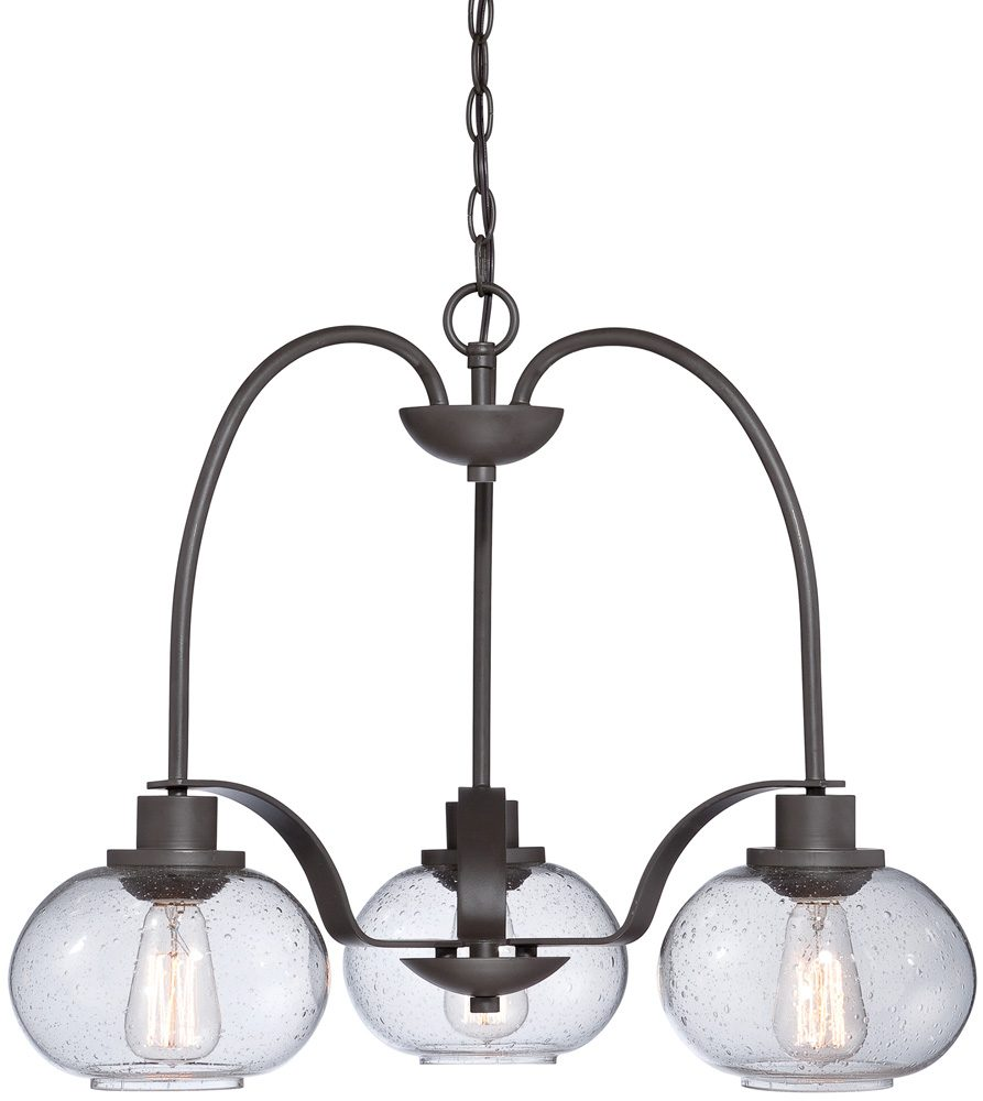 Farmhouse Pendant Light Bronze Emery by Quoizel Lighting ... |Quoizel Pendant Lighting