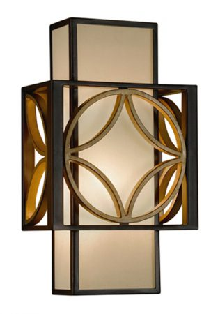 Feiss Remy Art Deco Style Designer Feature Wall Light
