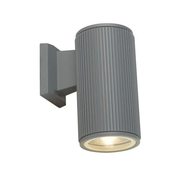 Modern 1 Lamp Outdoor Wall / Porch Down Spot Light Matt Grey IP54