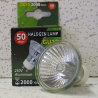 Halogen Bulbs And Capsules