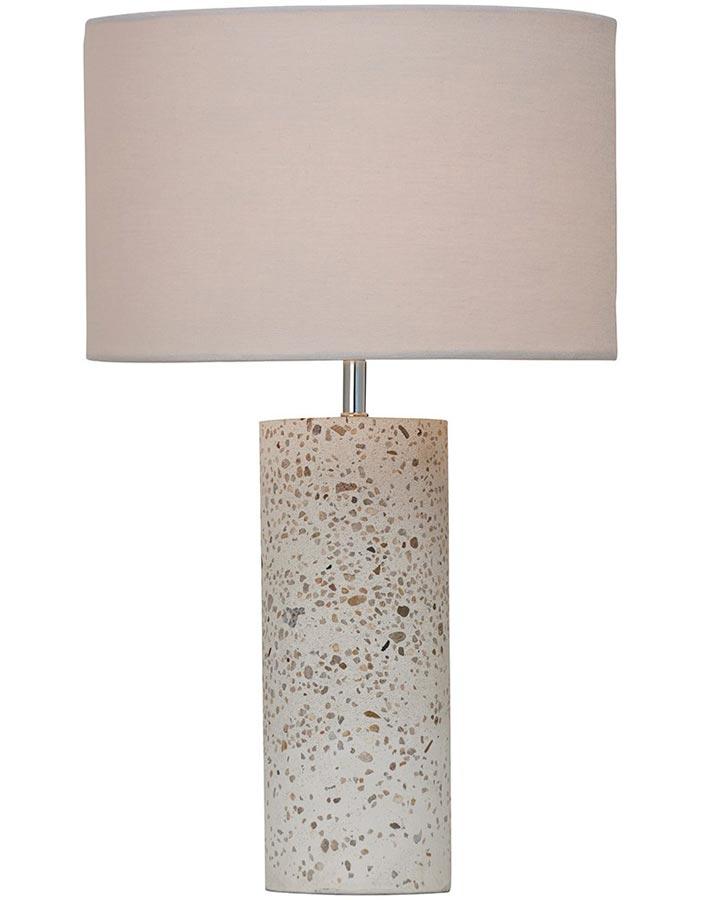 concrete table lamp. Concrete Table Lamp H