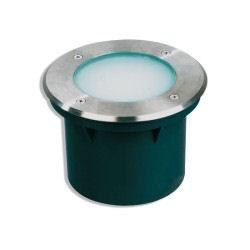 Stainless Blue LED Driveover Light